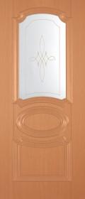 Изображение Марсель Миланский орех стекло художественное