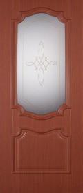 Изображение Пальмира Итальянский орех стекло художественное