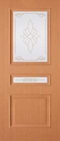 Изображение Трио Миланский орех стекло художественное
