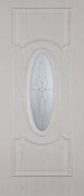 Изображение Триумф ПГ Беленый дуб стекло художественное