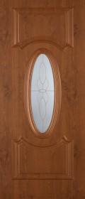 Изображение Триумф Орех светлый стекло художественное