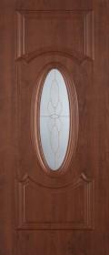 Изображение Триумф Орех темный стекло художественное