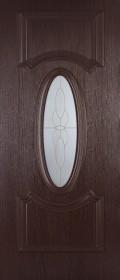 Изображение Триумф Венге черный стекло художественное