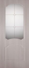Изображение Классика Белый клен стекло художественное