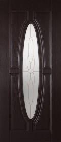 Изображение Орбита Черный клен стекло художественное