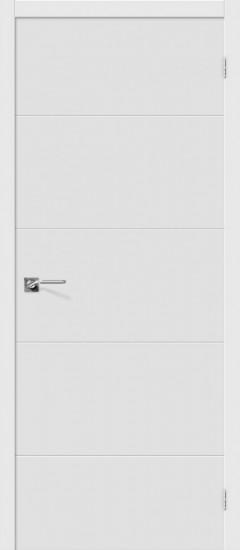 Межкомнатная дверь «Граффити-2 К-23 (Белый)»