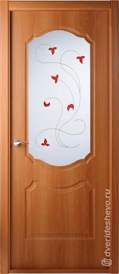 Межкомнатная дверь «Перфекта ОМО»