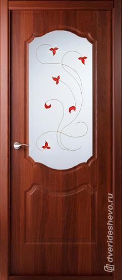 Межкомнатная дверь «Перфекта ОИО»