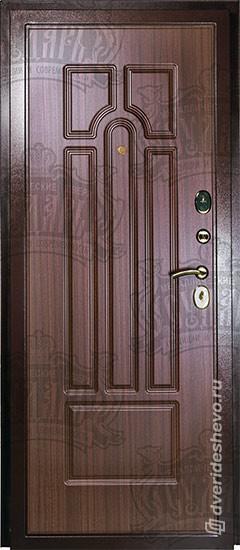 Входная дверь «Дива МД 03» медь