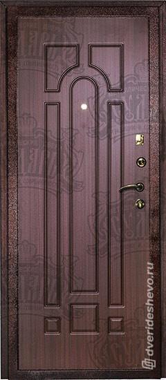 Входная дверь «Дива МД 04» М/К медь