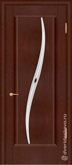 Межкомнатная дверь «Силуэт ОМО»