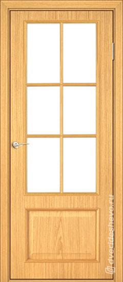 Межкомнатная дверь «Ретро тип 105 ДФП ДГ СВД»