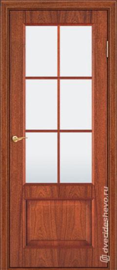 Межкомнатная дверь «Ретро тип 105 ДФП ДГ КД»