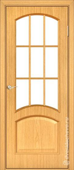 Межкомнатная дверь «Ретро тип 116 ДФП ДО СВД»