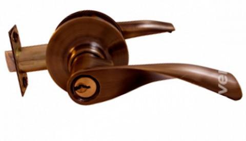 Ручка дверная 853 Бронза