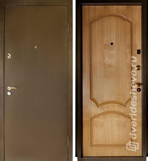 Входная стальная дверь РуссоНова Премиум
