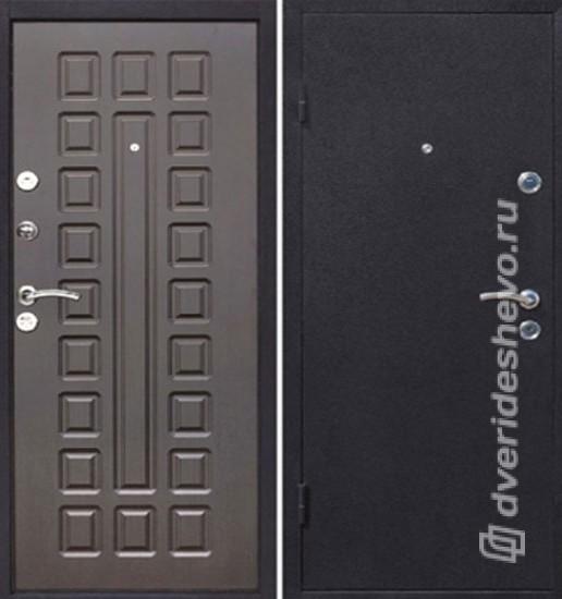 Входная стальная дверь Модерн Йошкар Венге