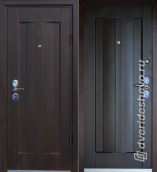 Входная стальная дверь Техно Леонардо