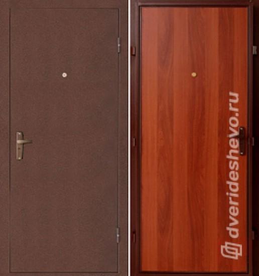 Входная стальная дверь РуссоНова Эко