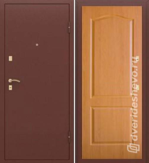 Входная стальная дверь РуссоНова Классик