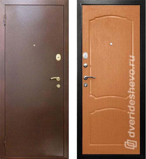 Входная стальная дверь РуссоНова Прима АМ