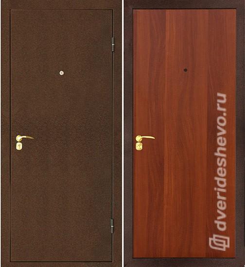 Входная стальная дверь РуссоНова Стандарт ПВХ