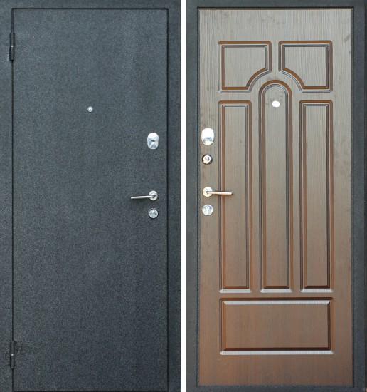 Входная стальная дверь Прима 3 Венге