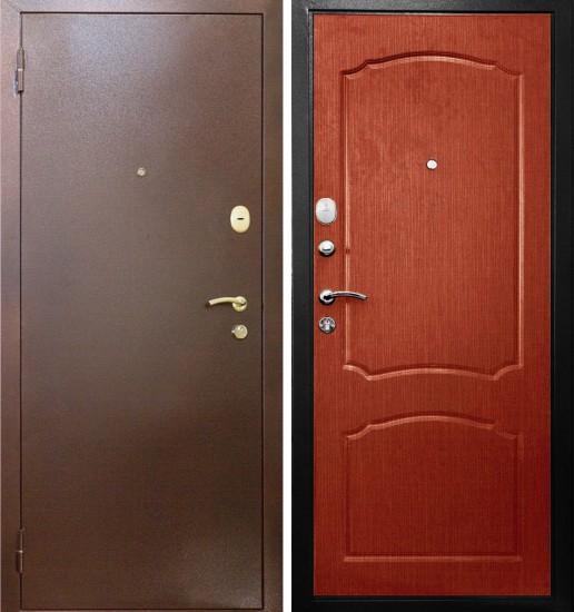 Входная стальная дверь Прима Классик Итальянский орех