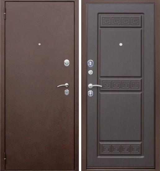 Входная стальная дверь Тетра-1 Венге