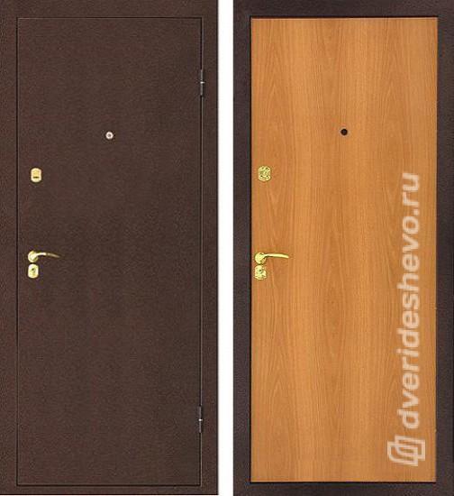 Входная стальная дверь РуссоНова Стандарт МО