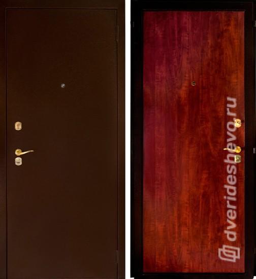 Входная стальная дверь РуссоНова Стандарт ШС